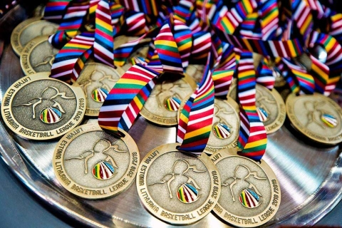 Individual Medals